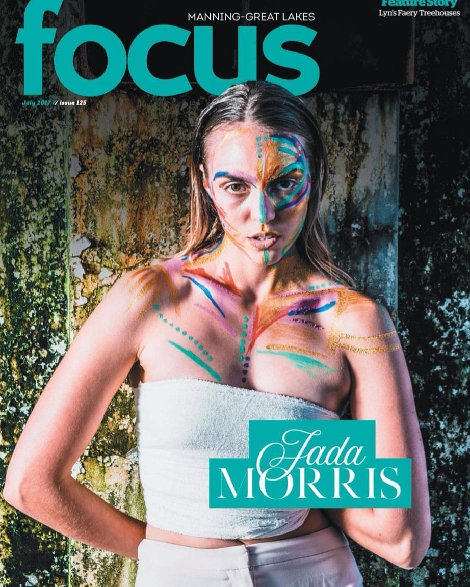 Jada Focus Cover