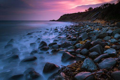 Saltwater Sunset